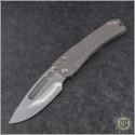 (#MK201STD-01TM) Medford Knife & Tool Slim Midi Marauder - Front