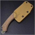 (#MKT-COLO-003) Medford Knife & Tool - The Colonial Fixed - Additional View