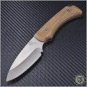 (#MKT-COLO-003) Medford Knife & Tool - The Colonial Fixed - Front