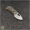 (#MKT-ERIS-001) Medford Knife & Tool Eris Bronze Ti - Tumbled - Back