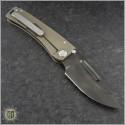 (#MKT-MAR-008) Medford Knife & Tool Marauder Drop Point  - Back