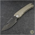 (#MKT-MAR-008) Medford Knife & Tool Marauder Drop Point  - Front