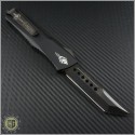 (#MTC-0206) Marfione Custom Combat Troodon Hellhound Tanto DLC Stonewash - Back