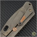 (#MTC-0208) Marfione Custom MSG-3.5 Fallout w/ Copper Inlay - Additional View