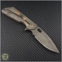 (#MTC-0208) Marfione Custom MSG-3.5 Fallout w/ Copper Inlay - Back