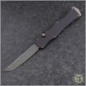(#MTC-0292) Microtech Marfione Halo IV Tanto Damascus - Front