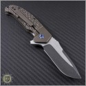 (#PENA-DSL-001) Pena Knives Diesel Flipper - Back