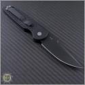 (#PT-TR3X1) Pro-Tech Tactical Response TR-3 X1 Fish Scale Black Plain - Back