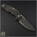 (#RH-JUR-001) Rick Hinderer Knives Jurassic DLC - Back
