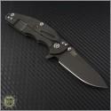 (#RH-JUR-002) Rick Hinderer Knives Jurassic DLC - Back