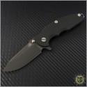 (#RH-JUR-002) Rick Hinderer Knives Jurassic DLC - Front