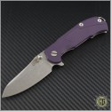 (#RH-MP1-G2) Rick Hinderer MP-1 G-10 Titanium Framelock - Front