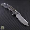 "(#RH-XM1835-LE-10) Rick Hinderer XM-18 3.5"" Limited Edition 2-Tone Skinner - Back"
