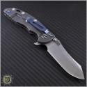 "(#RH-XM1835-LE-2) Rick Hinderer XM-18 3.5"" Limited Edition 2-Tone Skinner - Back"