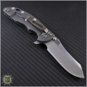 "(#RH-XM1835-LE-3) Rick Hinderer XM-18 3.5"" Limited Edition 2-Tone Skinner - Back"