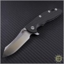 """(#RH-XM1835-LE-3) Rick Hinderer XM-18 3.5"""" Limited Edition 2-Tone Skinner - Front"""