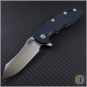 "(#RH-XM1835-LE-5) Rick Hinderer XM-18 3.5"" Limited Edition 2-Tone Skinner - Front"