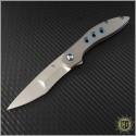 (#SCC-005) Simeon Custom Knives Icepick XL Recurve - Front