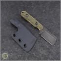 (#TPK-MC-0141) Tactical Pterodactyl Knives Mini Cleaver - Back