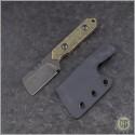 (#TPK-MC-0141) Tactical Pterodactyl Knives Mini Cleaver - Front