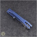 (#WM-BAN-Ti-01) Will Moon Banshee Blue Ti Wharncliffe Satin - Additional View