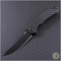 (#ZT0450CF) Zero Tolerance 0450CF Titanium Flipper - Front