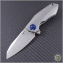 (#ZT0456) Zero Tolerance 0456 S/E Satin Plain - Front