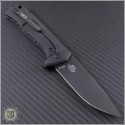 (#ZT0804CF) Zero Tolerance 0804CF S/E Black Plain Filpper w/ Carbon Fiber Handle - Back