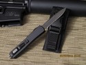 Microtech Ultratech - Carbon Fiber Top - S/E - Serrated - Back